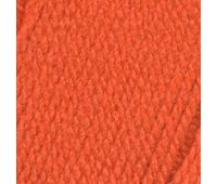 Троицкая камвольная фабрика Подмосковная Ярко оранжевый
