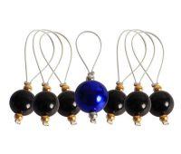 "10933 Knit Pro Маркер для вязания ""Bluebell"" /Колокольчик/ пластик, 7шт в упаковке"