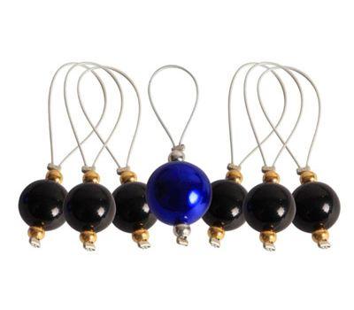 "10933 Knit Pro Маркер для вязания ""Bluebell"" /Колокольчик/ пластик, 7шт в упаковке, 10933"