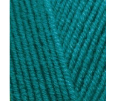Alize Lanagold  Павлиновая зелень, 640