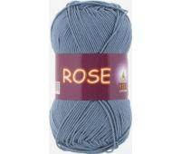 Vita cotton Rose Потертая джинса