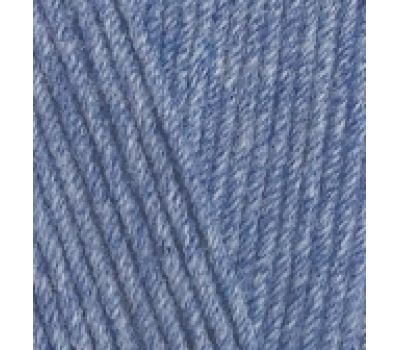 Alize Cotton gold HOBBY Голубой меланж, 374