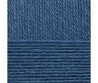 Пехорский текстиль Смесовая Тем голубой