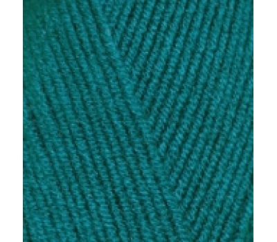 Alize Lanagold FINE Павлиновая зелень, 640