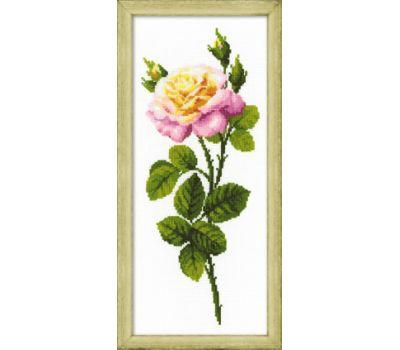 """1331 Набор для вышивания """"Риолис"""" Дивный цветок 20х50 см, 1331"""