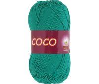 Vita cotton Coco Зеленая бирюза