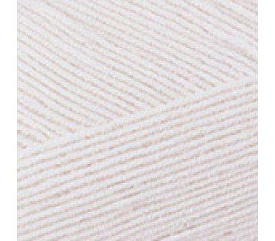 YarnArt Cotton Soft Белый, 01