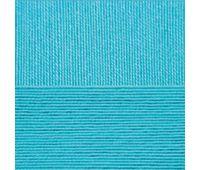 Пехорский текстиль Цветное кружево Тем бирюза