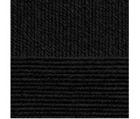 Пехорский текстиль Цветное кружево Черный