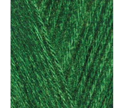 Alize Angora GOLD Зеленая трава, 118