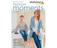 "Журнал Schachenmayr ""Magazin 034 Fashion moments"" - Моменты моды/, на немецком языке,"