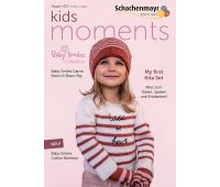 "Журнал Schachenmayr ""Magazin 037 Fashion moments"" - Моменты моды/, на немецком языке"