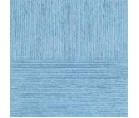 Пехорский текстиль Льняная Голубой