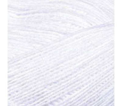 YarnArt Cotton Soft Супер белый, 62