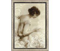"""1277 Набор для вышивания """"Риолис"""" Старая фотография. Письмо 26х38 см"""