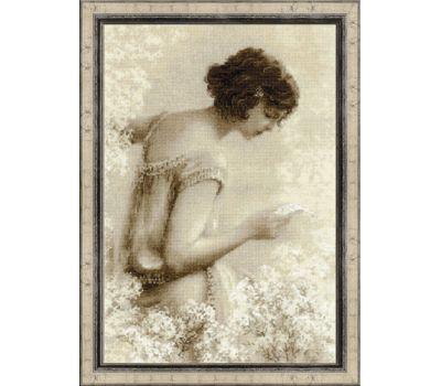"""1277 Набор для вышивания """"Риолис"""" Старая фотография. Письмо 26х38 см, 1277"""