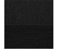 Пехорский текстиль Хлопок натуральный Черный