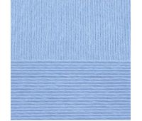 Пехорский текстиль Хлопок натуральный Голубой