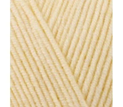 Alize Cotton gold Fine Кремовый, 01
