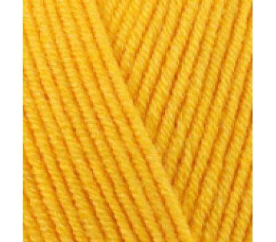 Alize Cotton gold Fine Темно желтый, 216