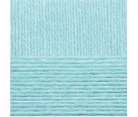 Пехорский текстиль Детская объемная (100 гр. моток) Голубая бирюза