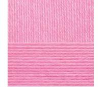 Пехорский текстиль Детская объемная (100 гр. моток) Розовая сирень