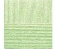 Пехорский текстиль Детская объемная (100 гр. моток) Салатовый