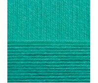 Пехорский текстиль Детская объемная (100 гр. моток) Св изумруд