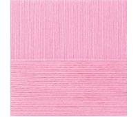 Пехорский текстиль Детская объемная (100 гр. моток) Розовый бутон