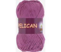 Vita cotton Pelican Св цикламен