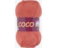 Vita cotton Coco Дымчато розовый коралл