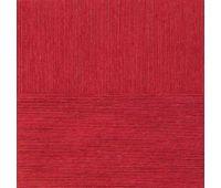 Пряжа Пехорский текстиль Крапивная Красный мак