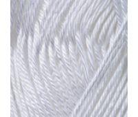 YarnArt Begonia Белый