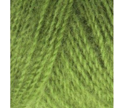 Alize Angora real 40 Зеленая черепаха, 485