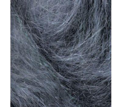 Alize Mohair classic NEW Темно серый, 53