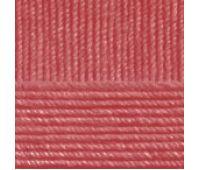 Пехорский текстиль Носочная Красный меланж