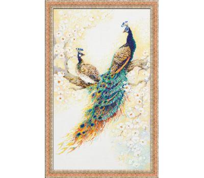 """100/029 Набор для вышивания """"Риолис"""" Персидский сад 30х50 см, 100/029"""