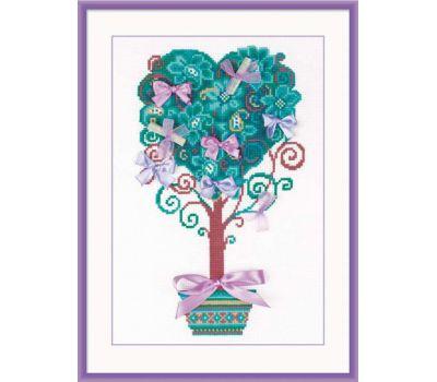 "1462 Набор для вышивания ""Риолис"" Дерево желаний 21х30 см, 1462"