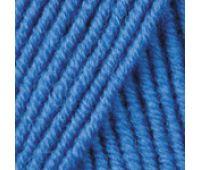 YarnArt Merino De Luxe 50 Ярко голубой