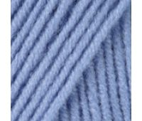YarnArt Merino De Luxe 50 Голубая норка