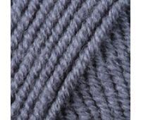 YarnArt Merino De Luxe 50 Тем серый