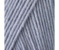 YarnArt Merino De Luxe 50 Серо голубой