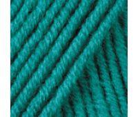 YarnArt Merino De Luxe 50 Зеленая бирюза