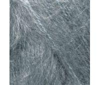Alize Mohair classic NEW Серый меланж