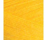 YarnArt Angora RAM Желтый