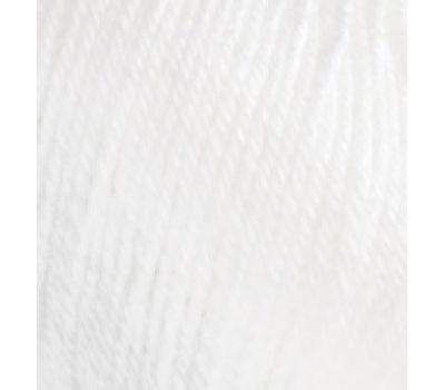 Alize Baby wool Белый, 55