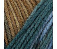 Пряжа Schachenmayr Regia Premium Merino Yak Color /Мерино Як Колор/, 4 нитки (58% шерсть мериноса, 28% полиамид, 14% шерсть яка), 5*100г/400м (08509, New!) 9801640