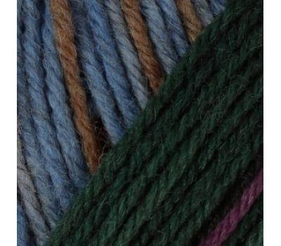Пряжа Schachenmayr Regia Premium Merino Yak Color /Мерино Як Колор/, 4 нитки (58% шерсть мериноса, 28% полиамид, 14% шерсть яка), 5*100г/400м (08506, New!) 9801640, 08506