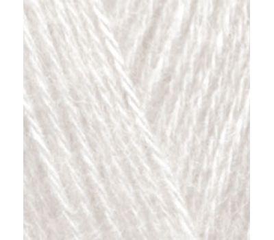 Alize Angora GOLD Слоновая кость, 599