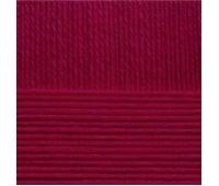 Пехорский текстиль Кружевная Темно бордовый